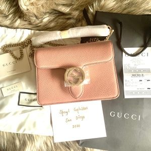 ✨New✨Gucci Small Interlocking Leather Bag